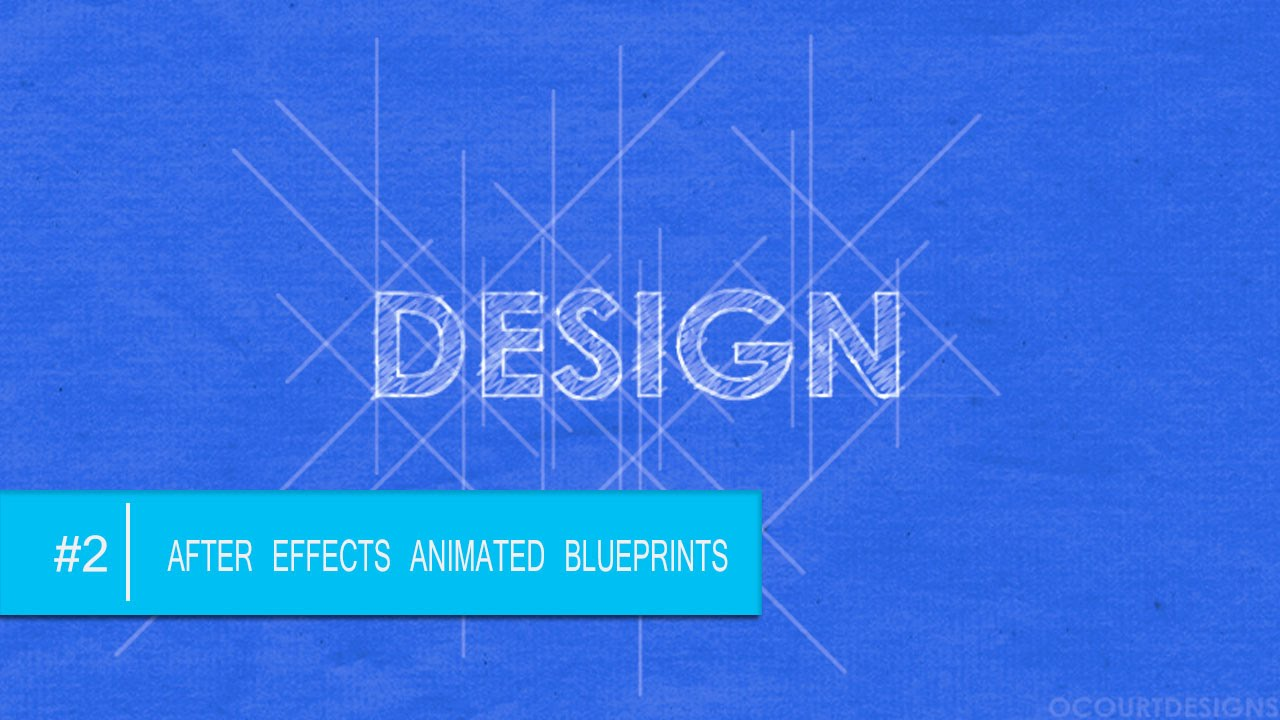 After effects animated blueprints tutorial promo youtube after effects animated blueprints tutorial promo malvernweather Gallery