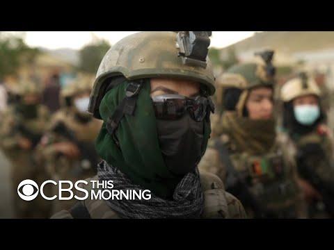 Afghan troops prepare to battle Taliban after September U.S. withdrawal