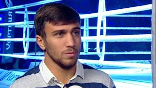 Big boxing ! Interview. V. Lomachenko !