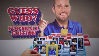GUESS WHO? Football Edition with Max Rushden & Michael Bridges