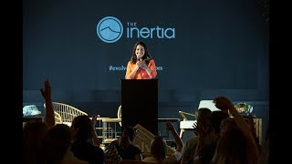 Tulsi Gabbard Salutes Tom Carroll and Power of Aloha at The Inertia's EVOLVE Summit