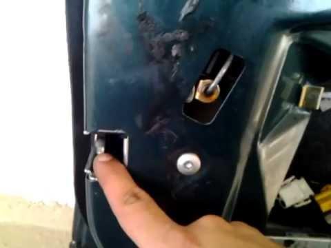 Bmw E34 Remove Door Lock Mechansim Door Swap Project