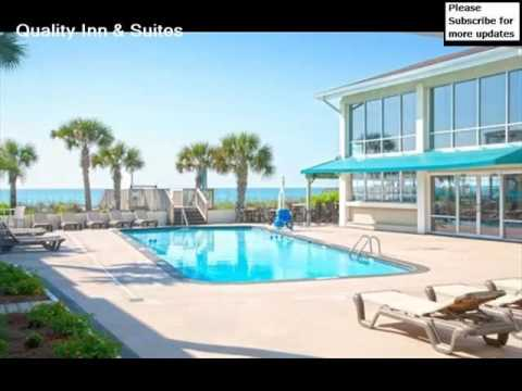 Beach Hotel Pictures In Myrtle California Quality Inn Suites