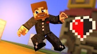 СУМАСШЕДШИЙ ПАРКУР С ПОЛОВИНОЙ ЖИЗНИ - Minecraft Прохождение Карты