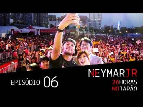 EPISÓDIO 6 #NeymarJr26HorasNoJapão