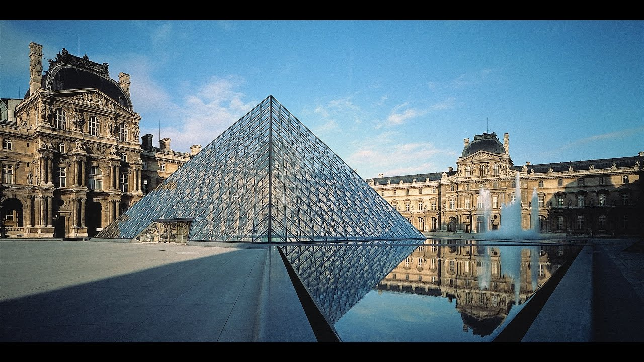 2017 Twenty-five Year Award: Grand Louvre - Phase I - YouTube