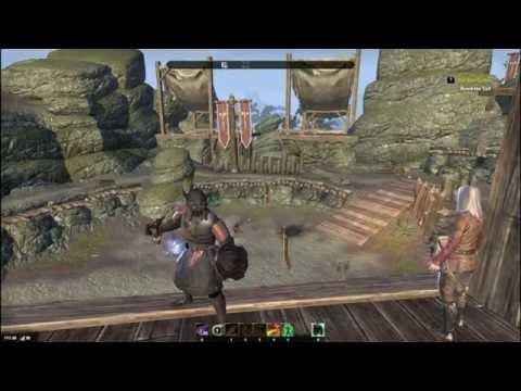 Stamina Dragonknight Build - Elder Scrolls Online (One Tamriel Update)
