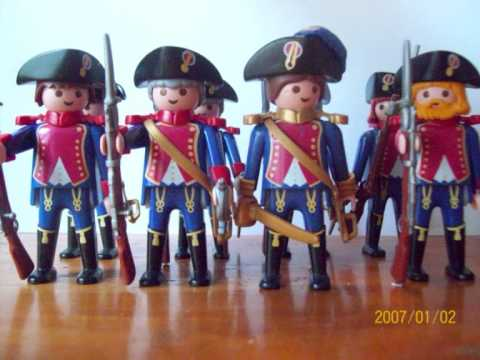 Playmobil the french soldiers youtube - Playmobil soldat ...