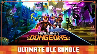 Minecraft Dungeons: Ultimate DLC Bundle Trailer