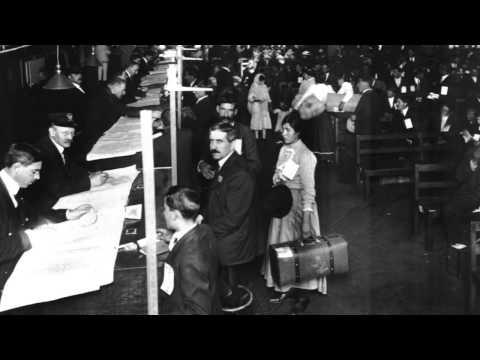 Ellis Island - The Immigrant Experience