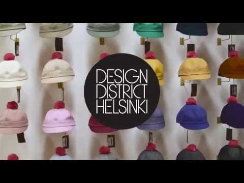 Fashion And Beauty at Design District Helsinki