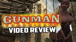 Retro Review - Gunman Chronicles PC Game Review