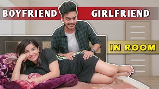 BOYFRIEND - GIRLFRIEND IN A ROOM || Rachit Rojha