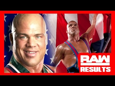 KURT ANGLE RETURNS TO WWE! WWE Raw Review 1/16/17 (Going in Raw Pro Wrestling Podcast Ep. 152)