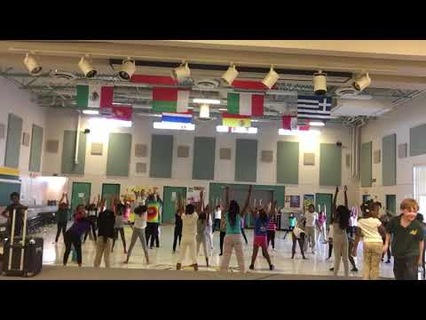 Nevada Ballet Kit Carson Practice October 10, 2017