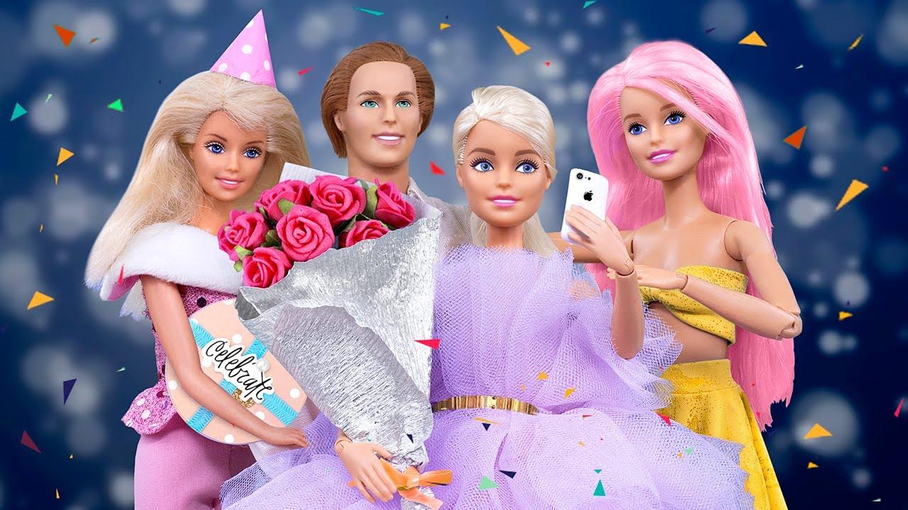 10 Cách Tổ Chức Sinh Nhật Độc Đáo Cho Búp Bê Barbie