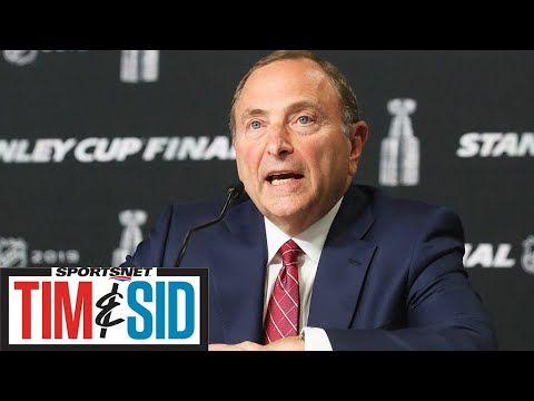 How Much Longer Can The NHL Wait To Name Hub Cities For The Playoffs? | Tim & Sid