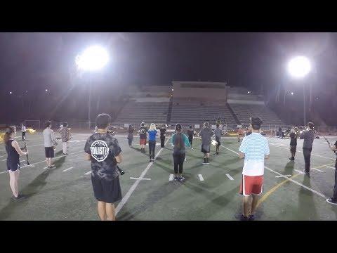 Serra High School Marching Band 2017