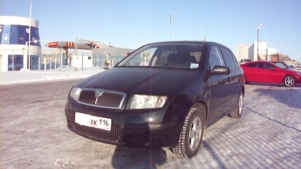 2006 skoda fabia start up engine and in depth tour youtube. Black Bedroom Furniture Sets. Home Design Ideas