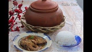 Cá kho làng Vũ Đại, cách kho cá thơm ngon chống ngán ngày tết|| Natha Food