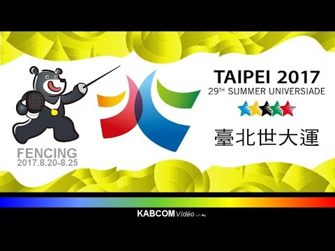 TAIPEI 2017 - 29th SUMMER UNIVERSIADE - DAY02 - INDIVIDUAL COMPETITION - YELLOW PISTE