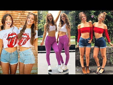 Tik Tok 2019 | NEW Twin Melody Musically Compilation || Best Dance Of Musically