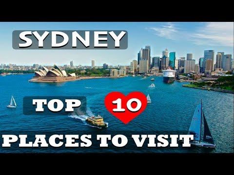 Top 10 Places To Visit in Sydney