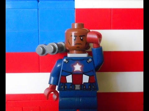 Lego Железный Человек 3 Трейлер №2