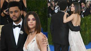 Селена Гомес и The Weeknd впервые вышли в свет как пара