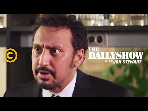 The Daily Show - The Return of a Simplot Conspiracy