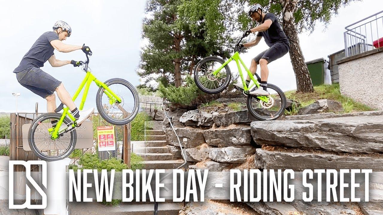 New Bike Day! 2020 Inspired Fourplay Team!
