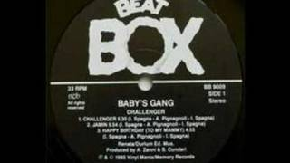 Baby 39 s gang denise let 39 s dance in the music 1988 for Top dance songs 1988
