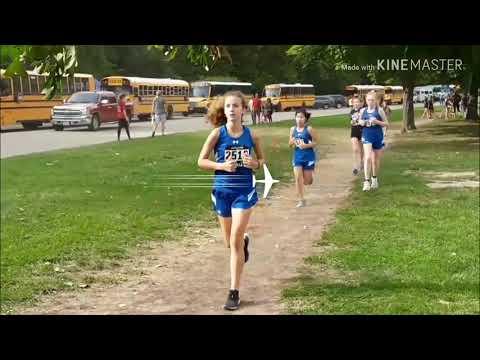 QJHS COMETS XC GIRLS VARSITY RACE 9-21-18 @ DUNLAP MIDDLE SCHOOL XC INVITATIONAL IN PEORIA, IL