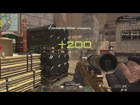 MW3 - Aimbot Free for All!