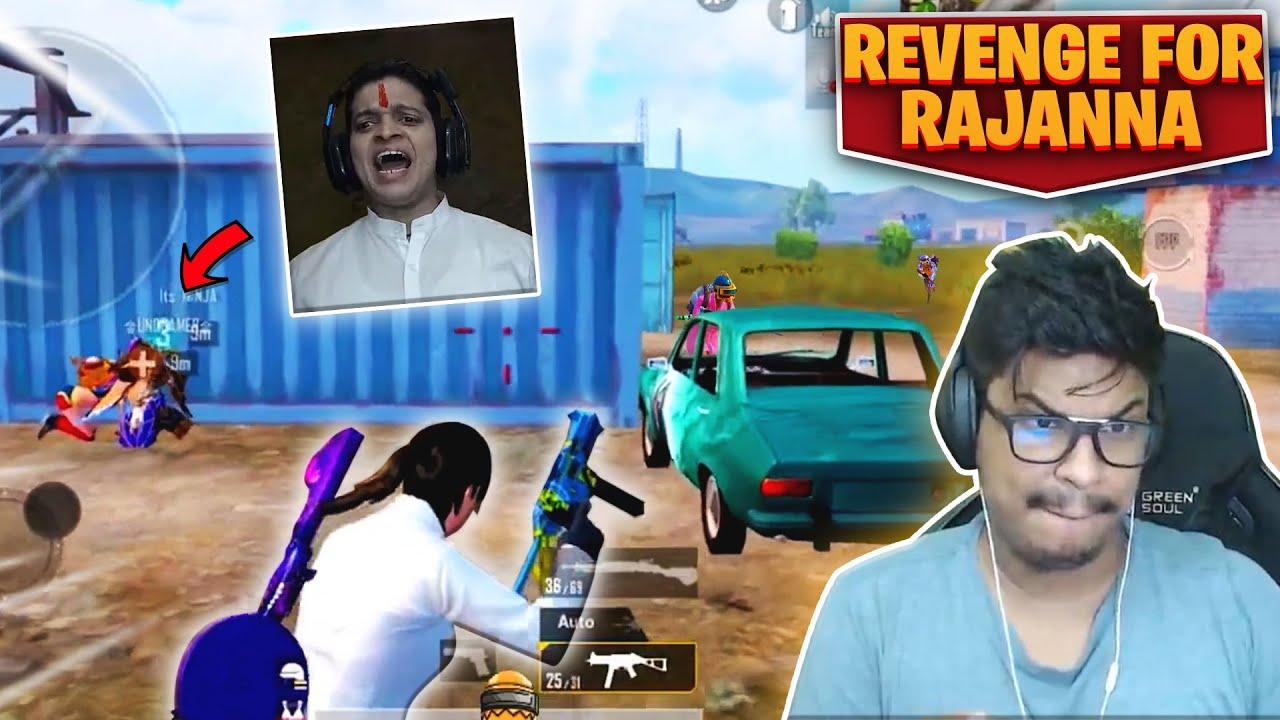 Revenge For Rajanna😡| Ruthless Gaming