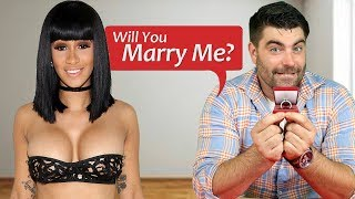 CARDI B - WILL YOU MARRY ME ? ( NOT CLICKBAIT )