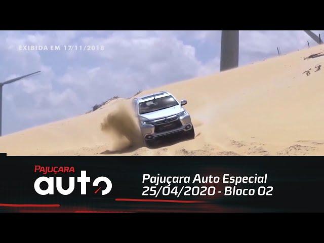 Pajuçara Auto Especial 25/04/2020 - Bloco 02