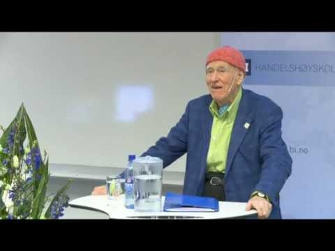 Rektor inviterer | Olav Thon - Thon Eiendom