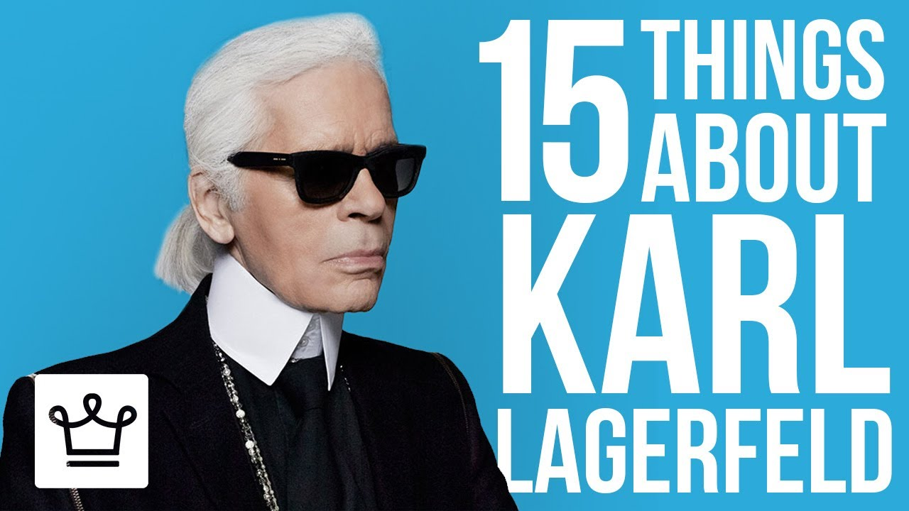 10 didnt things know karl lagerfeld photos