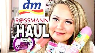 DM & ROSSMANN DROGERIE NEUHEITEN HAUL Mai 2021 | Balea Drogerie Neuheiten | Kosmetik & Haushalt Haul