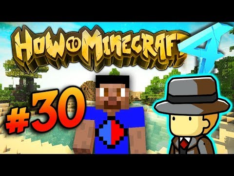 SOLVING THE MYSTERY? - HOW TO MINECRAFT S4 #30