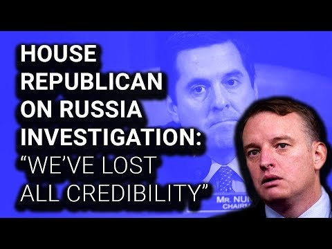 "Republican Admits the Truth of Russia Probe: ""We've Lost All Credibility"""