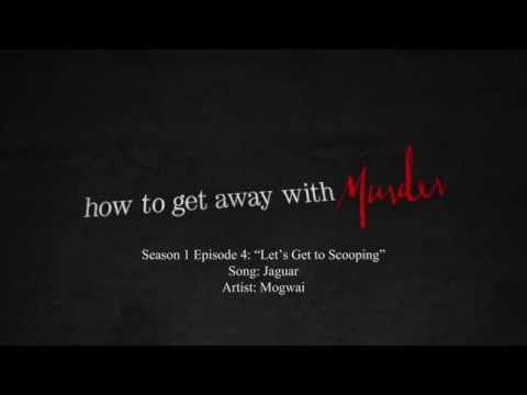 Jaguar - Mogwai | How to Get Away with Murder - 1x04 Music
