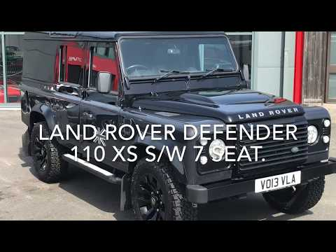 Land Rover for Sale, 2013 Land Rover Defender 110 XS TD (Part 2)