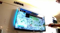 Loewe Art 55 UHD Menü & Bild Funktionen im Test