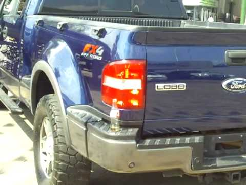Ford Com Mx >> Autoconnect Com Mx Camioneta 2007 Ford Lobo Fx4 4x4 Cabina Y Media