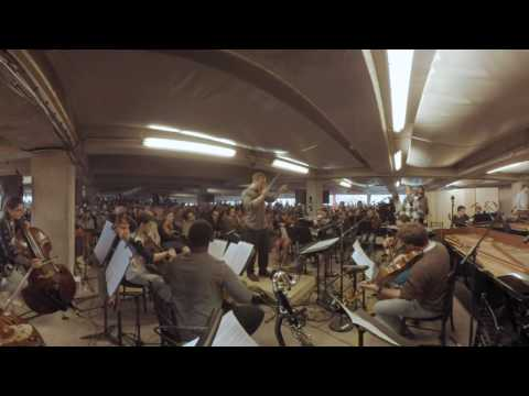 Steve Reich in 360° - Music For A Large Ensemble - BBC Proms