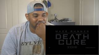 Maze Runner: The Death Cure | Official Trailer - REACTION