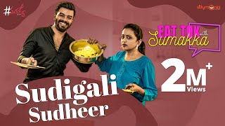 Sudigali Sudheer || EAT TOK with Sumakka || Silly Monks