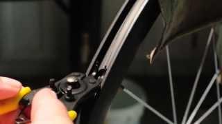 diy-bike china 700c road bicycle carbon wheel set fail review